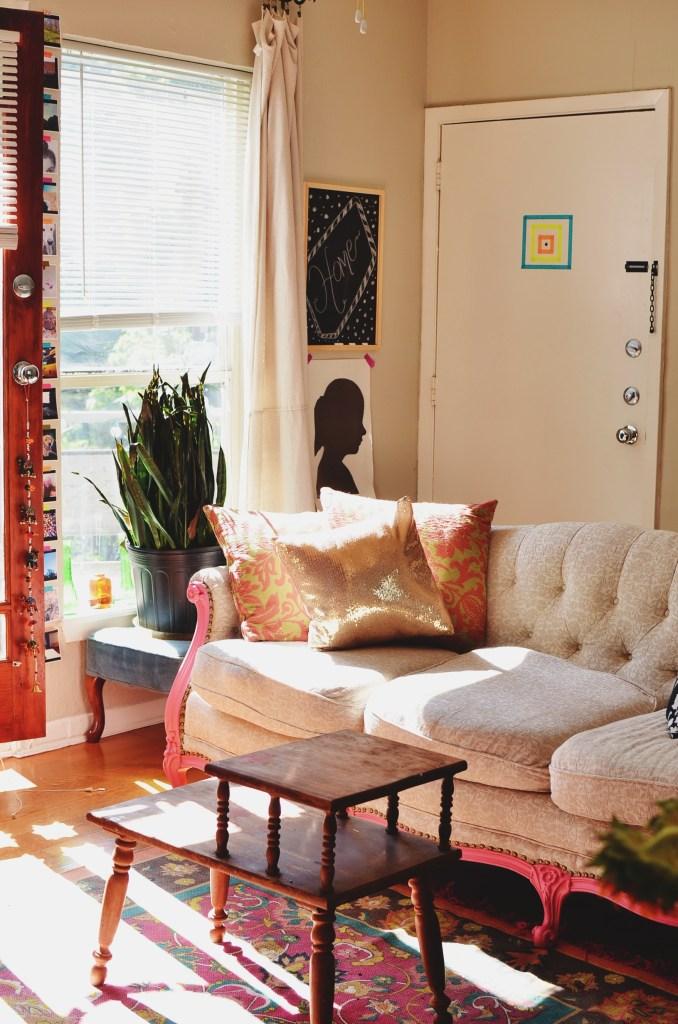 Craigslist couch score.