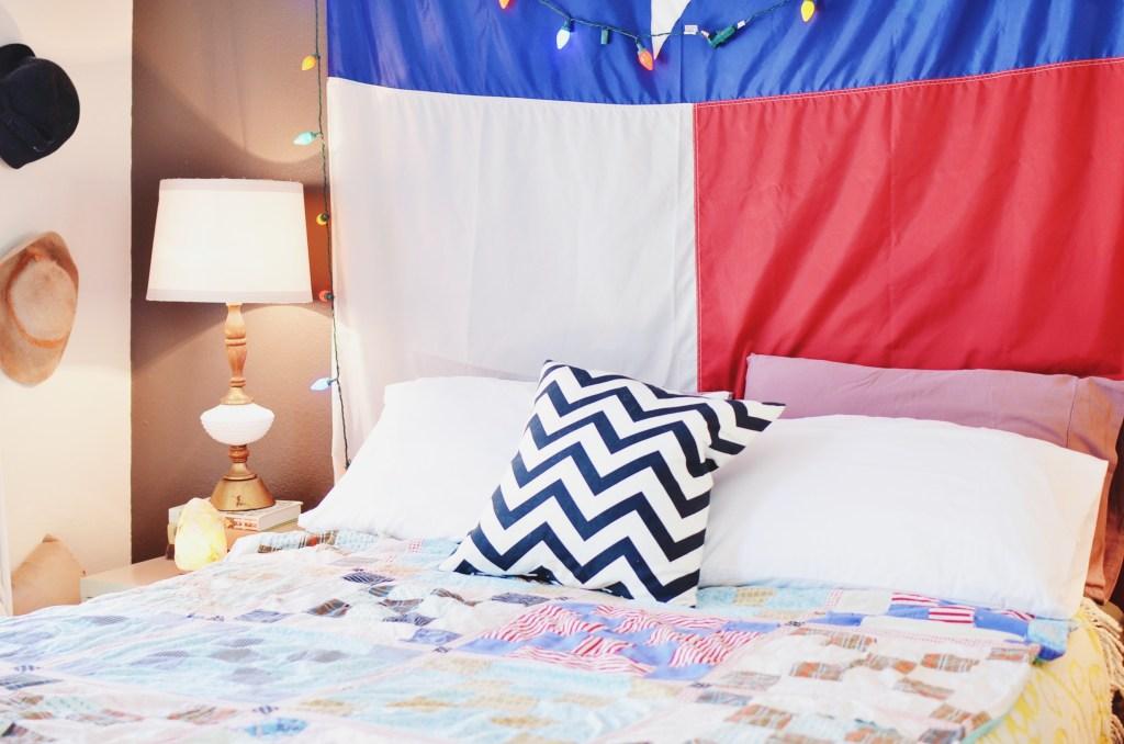 Texas pride.