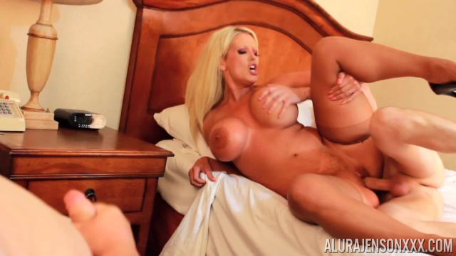 Alura Jenson - Fucking Chad For Hubbie