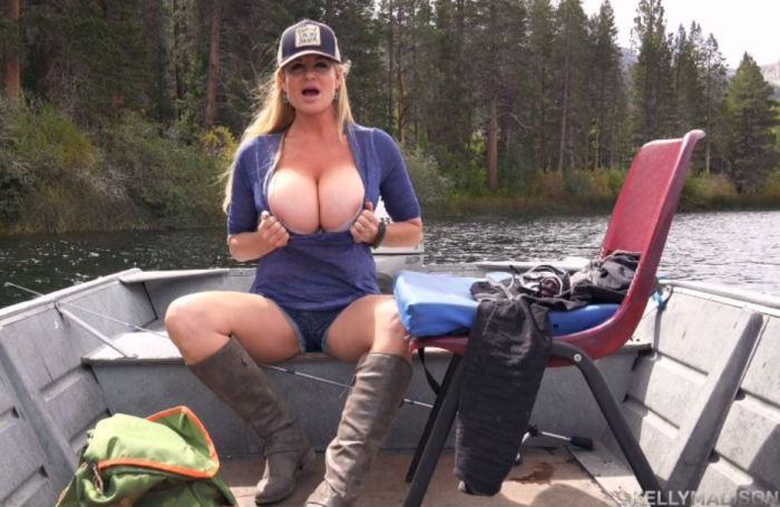 Kelly Madison - Fishing