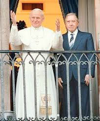 chile, pinochet, john paul II