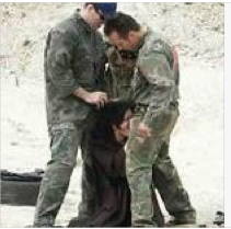 US soldiers sodomise Afghan woman