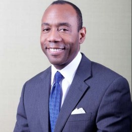 "Cornell Brooks, president of the NAACP, target of a Shakespeare's quote ""A fine volley of words, gentlemen, and quickly shot off."""