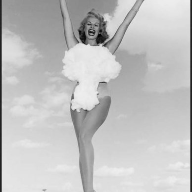 photo of miss atom bomb