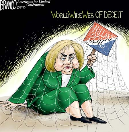 clinton cartoon 2