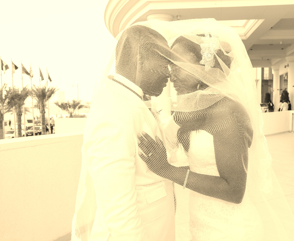 mr mrs wedding nigerian dubai
