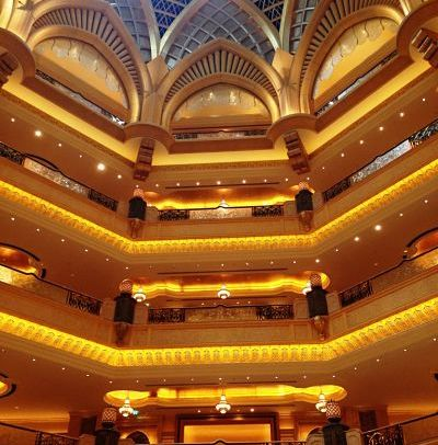 Emirates Palace Afternoon Tea Review