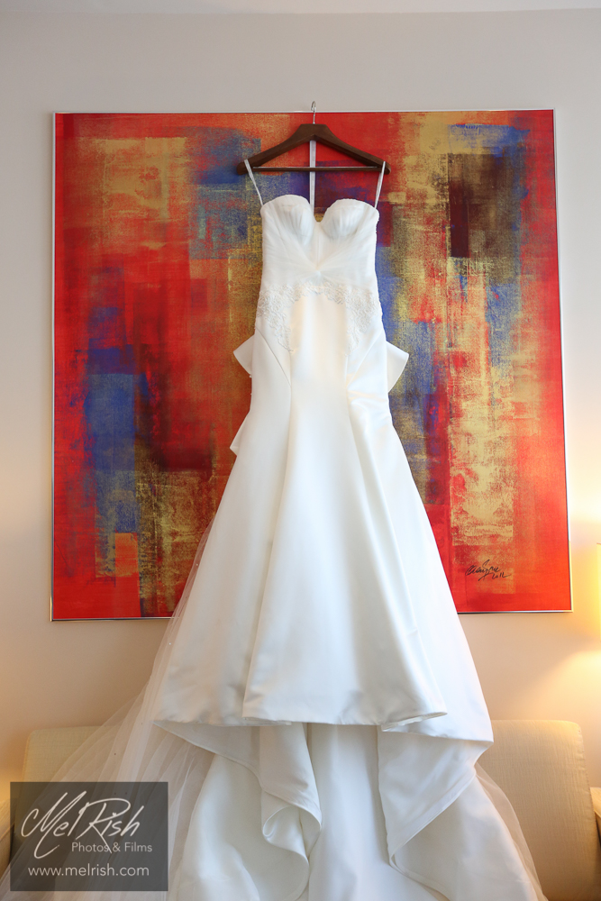 wedding dress dubai four seasons zac posen