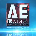 aedaddy logo reveal