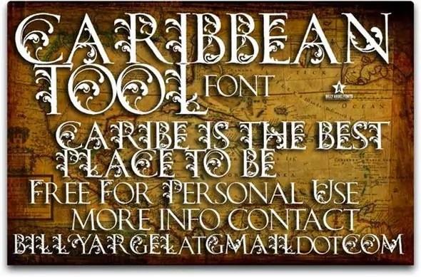 14 caribbean-tool