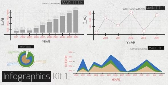 Video Infographics Kit 1