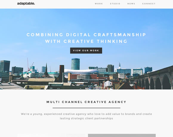 Colors in Web Design: Greens and Blues