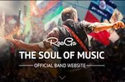 Raaga - Responsive Parallax Template for Bands