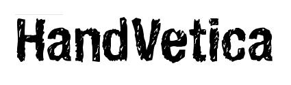 HandVetica