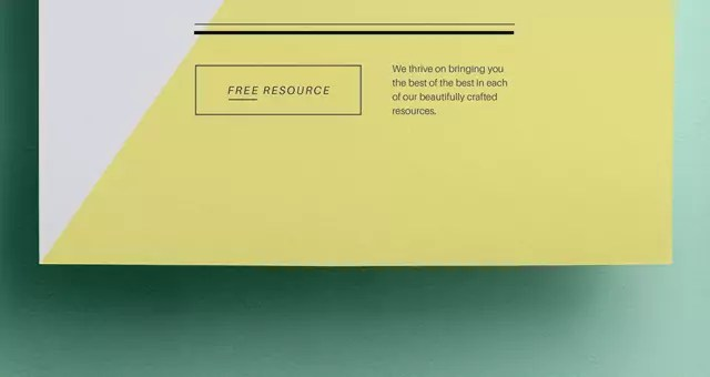 Free Psd A4 Overhead Paper Mock-Up