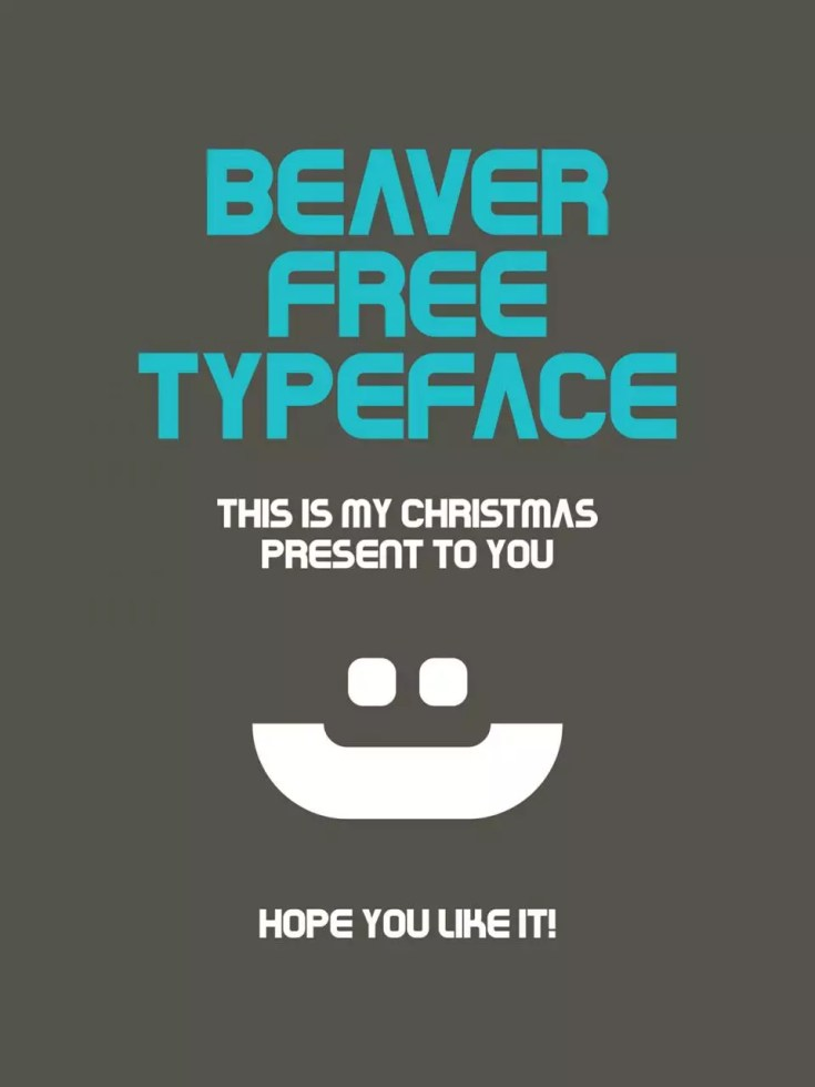beaver-best-free-logo-fonts-106