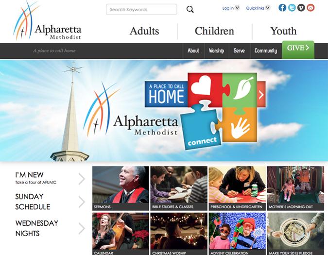 Portfolio Image of Alpharetta