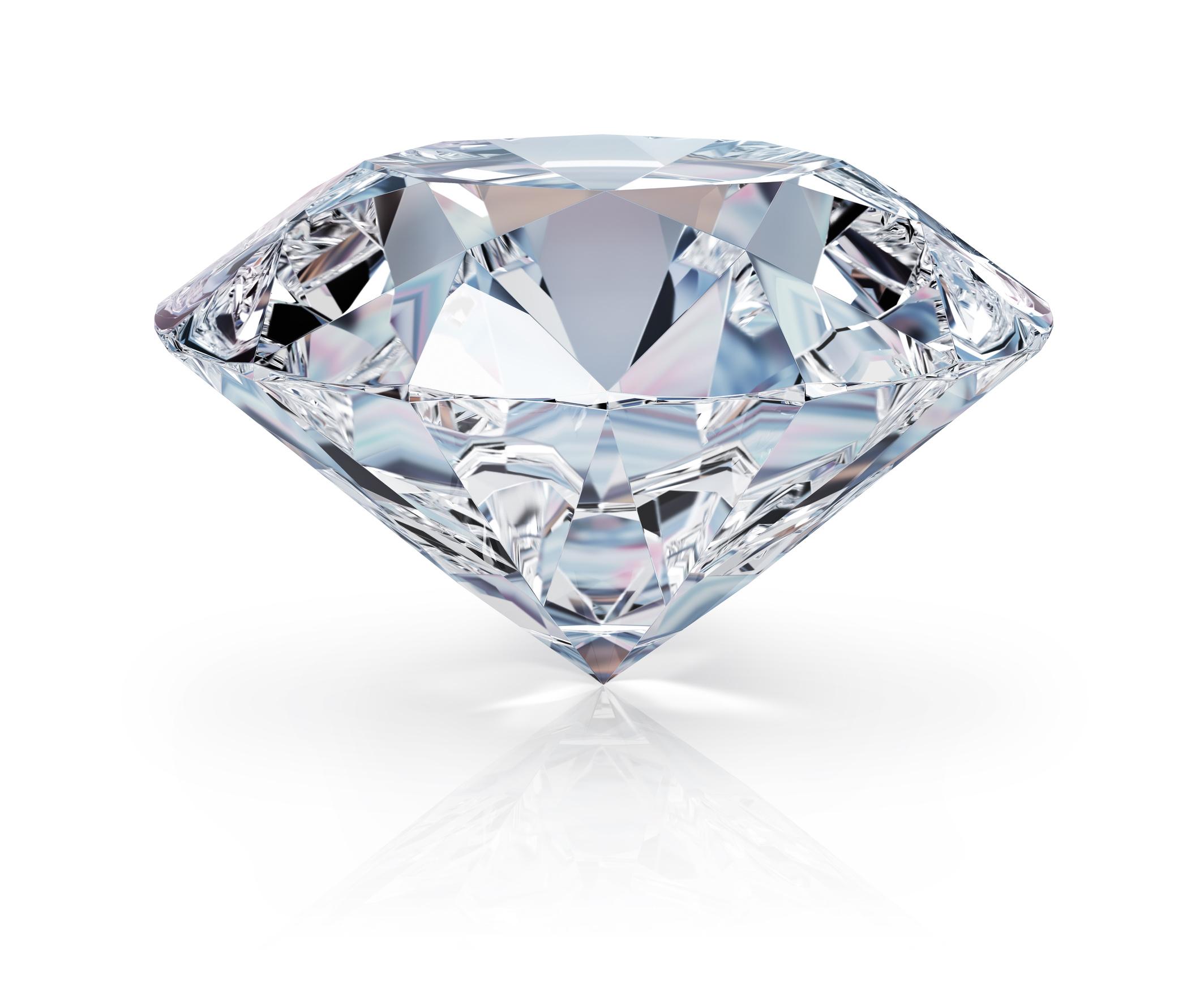 The Round Cut Diamond