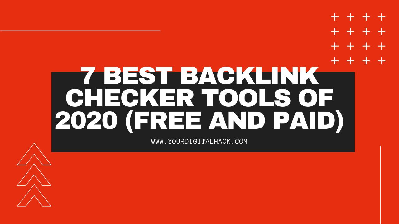 Backlink Checker Tools,BuzzSumo,free backlink checker tools,SEMRUSH, LinkMiner,AHrefs,OpenLink Profiler,