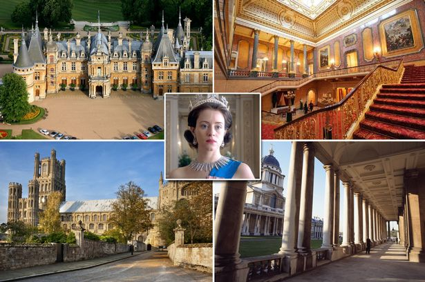 The Crown Filming Locations