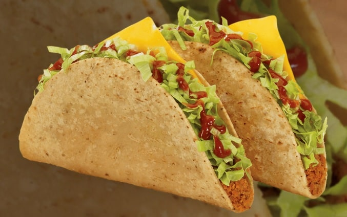 Jack in the Box Tacos Calories