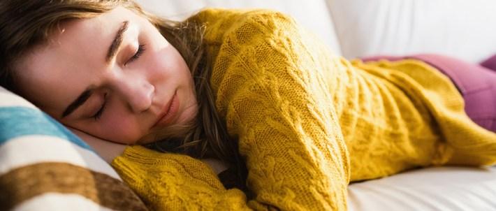 change sleeping posture