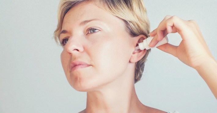 sweet oil for ear congestion