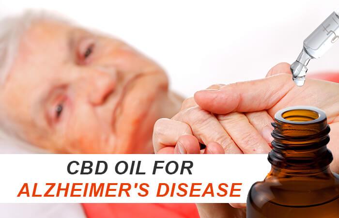cbd oil for Alzheimer's disease