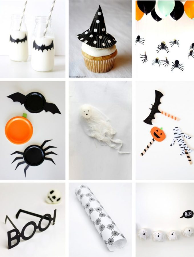 Boo! Awesome Halloween party decorations to make