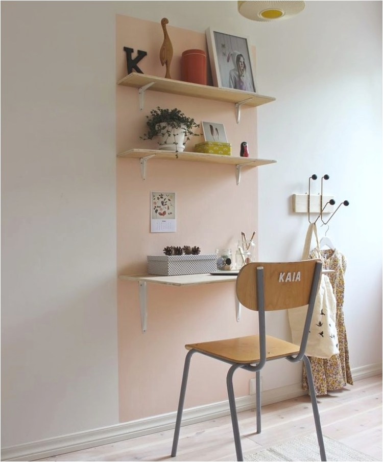 small space desk ideas