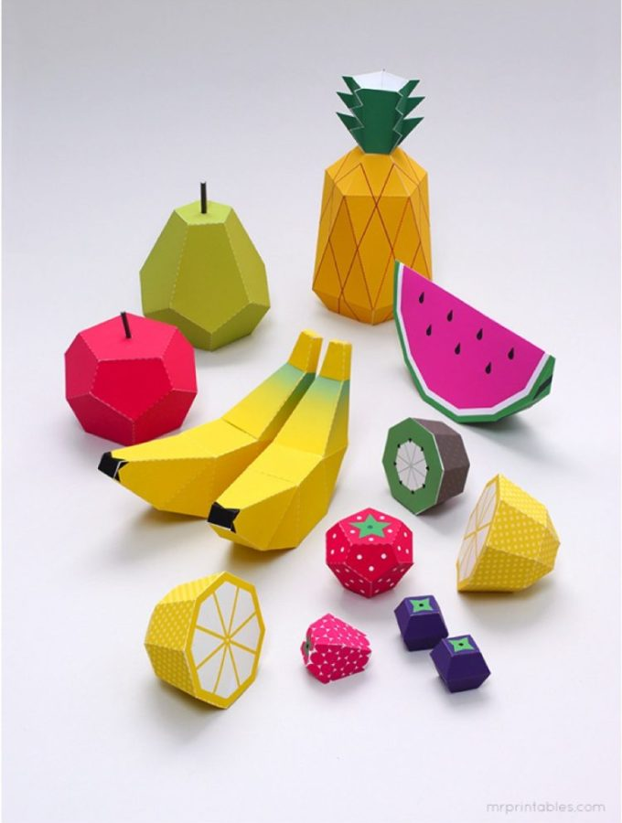 Tutti-frutti: 10 fabulously fruity summer DIY's