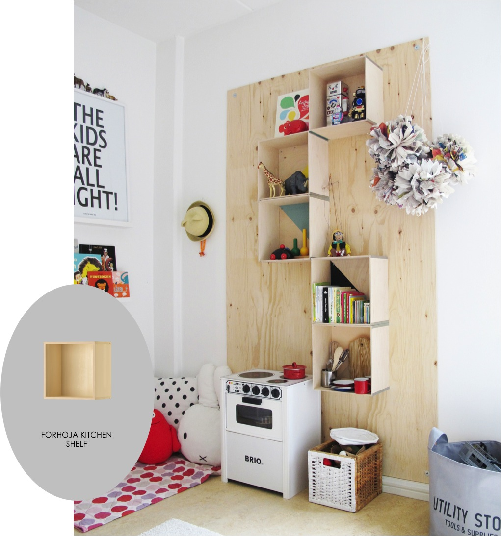 Cool Shelf Ideas five cool shelf ideas for a kids room