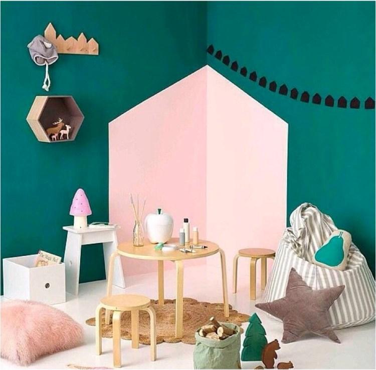 creative wall painting ideas kids bedroom