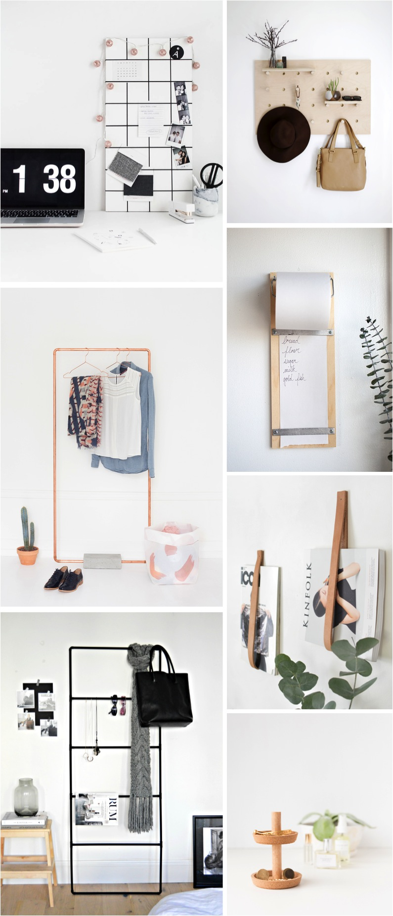 7 DIY\'s guaranteed to get you more organised at home - DIY home ...