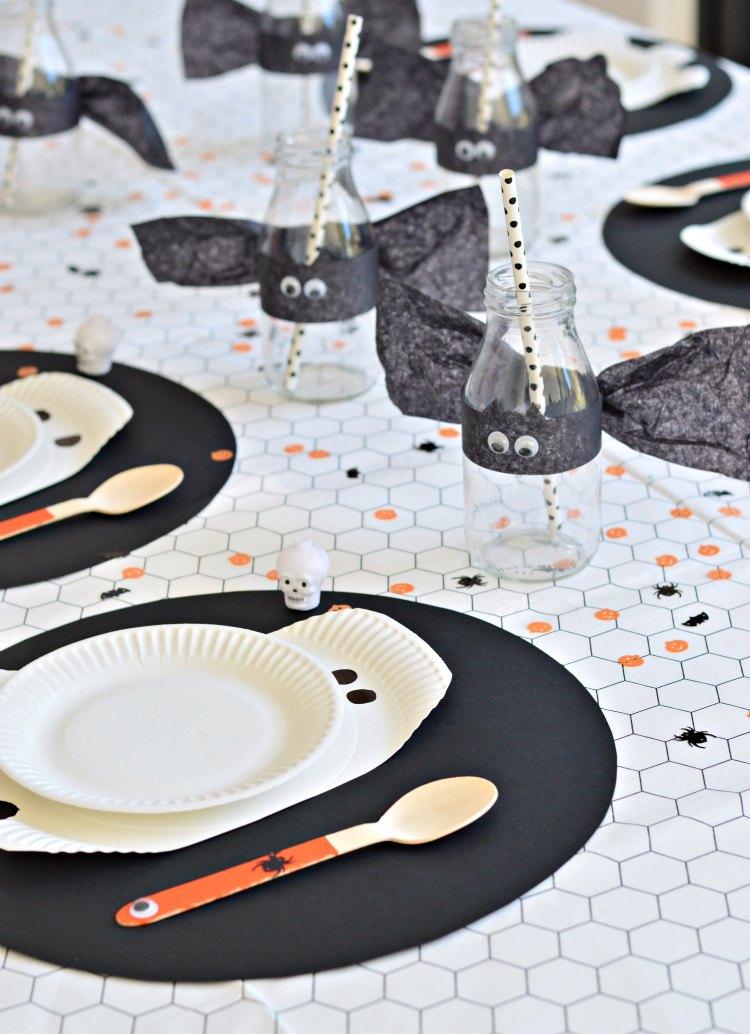 halloween table decor ideas