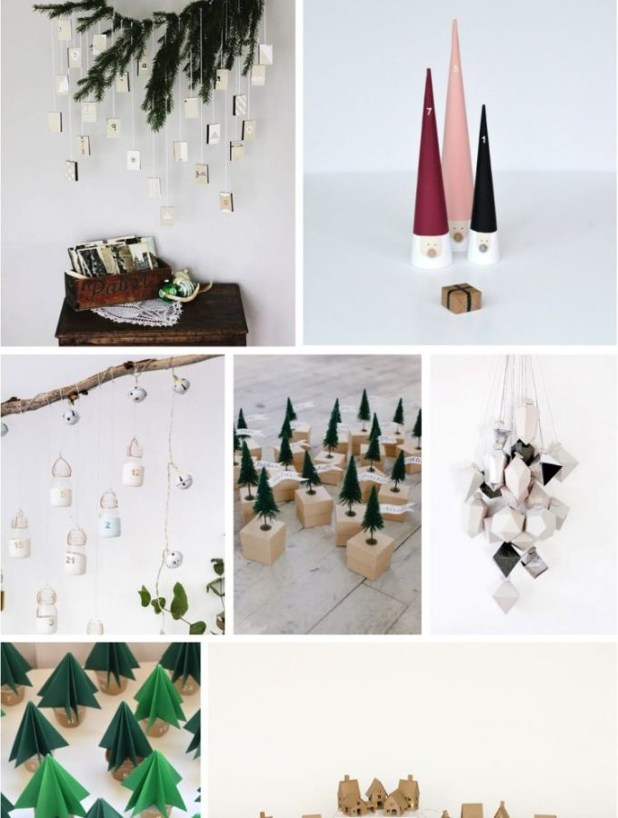 7 DIY advent calendar ideas to inspire you