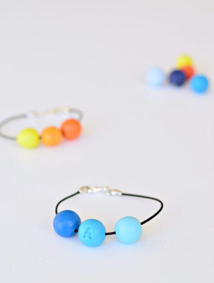 Celebrate friendships with DIY personalised bracelets + book bundle giveaway