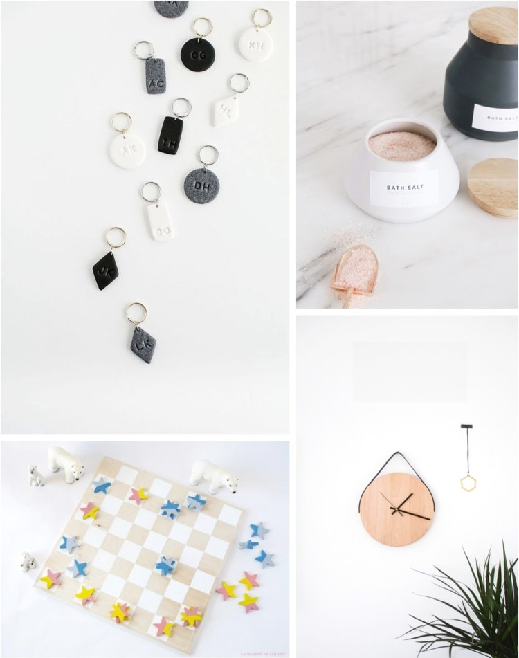 DIY Christmas gifts for the whole family