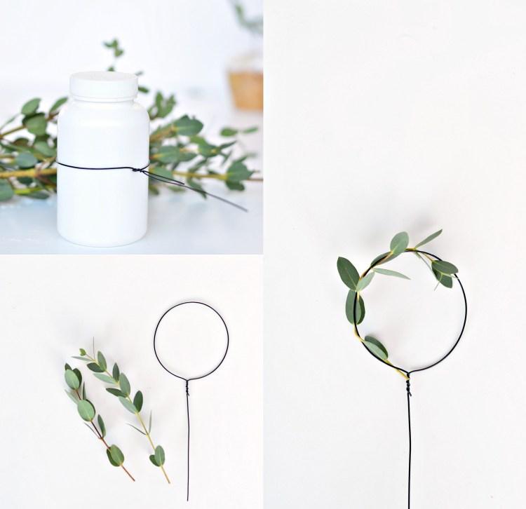 DIY wreath crafts
