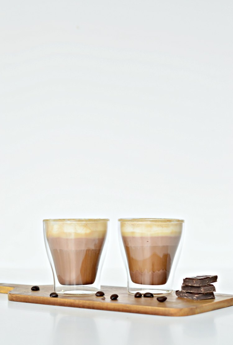 chocolate coffee drink