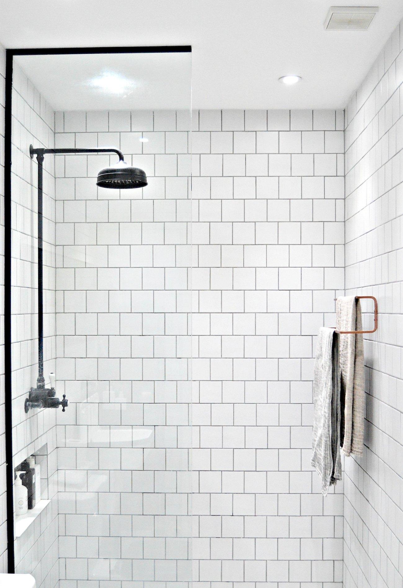 ikea bathroom hack copper towel rail