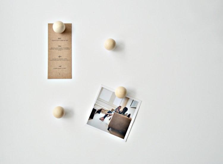 DIY fridge magnets ideas