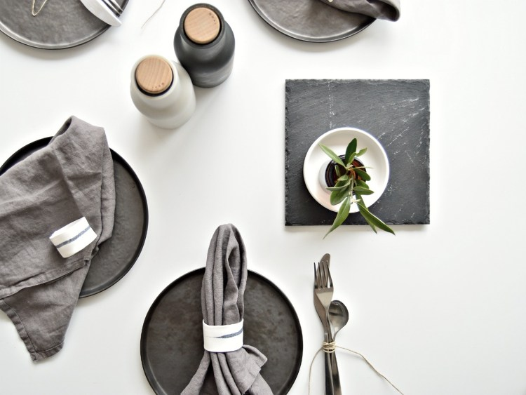how to make your own napkin rings