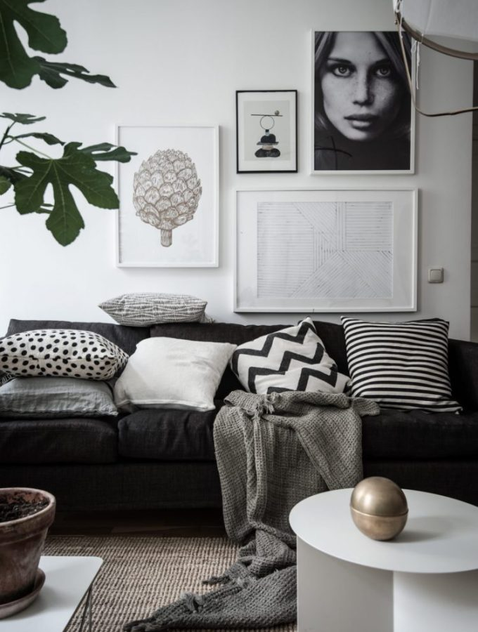 8 clever small living room ideas (with Scandi style)