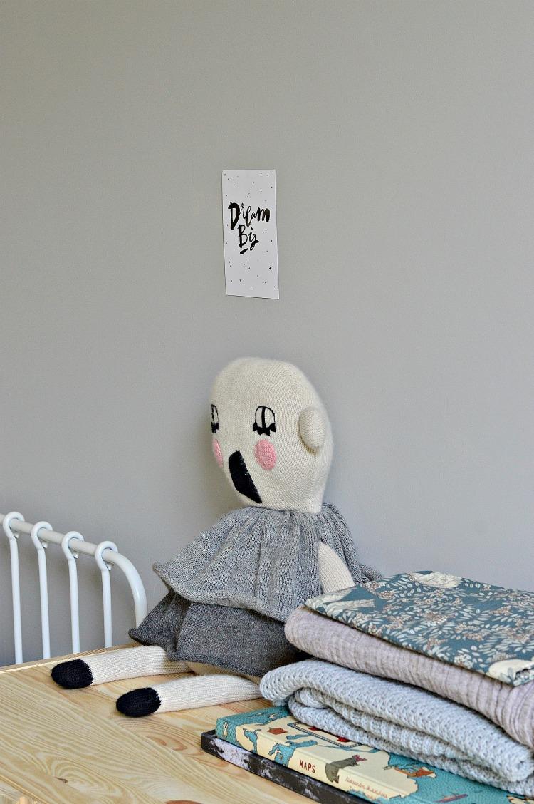 scandinavian style kids bedroom ideas