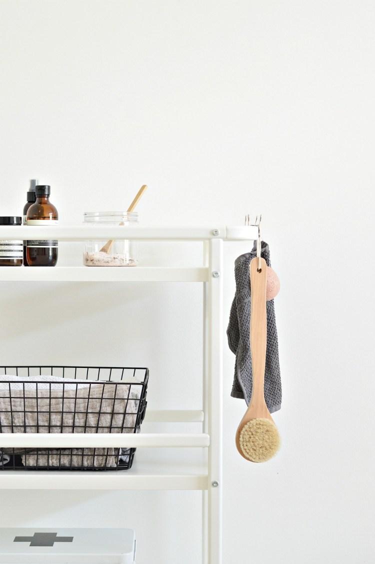 small bathroom storage ikea