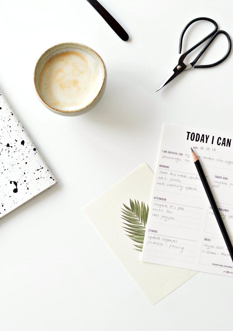 free printable daily planner pdf