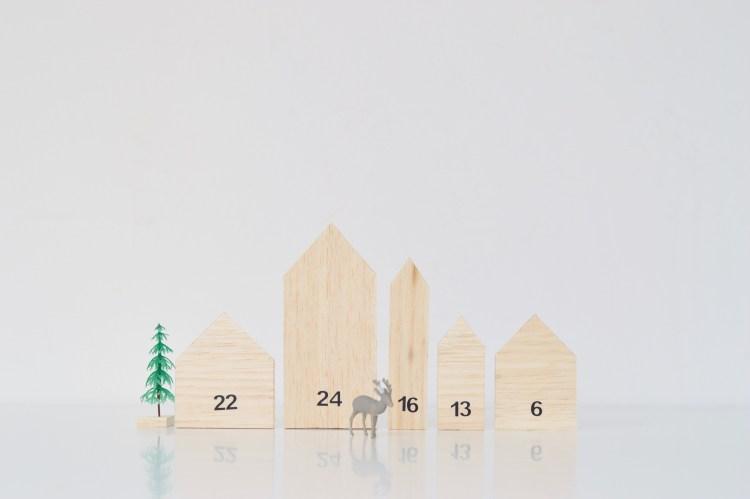 make your own advent calendar ideas