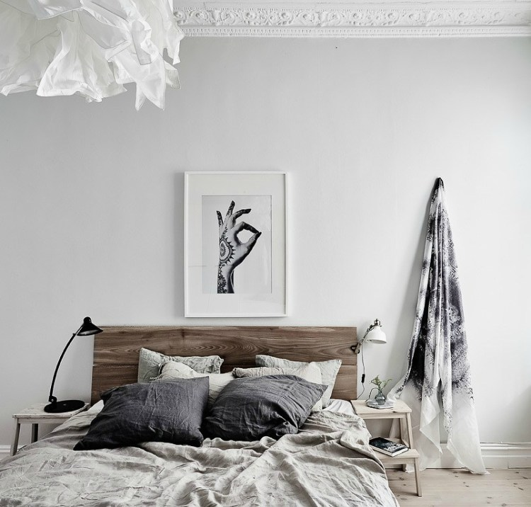 scandinavian style bedroom design tips