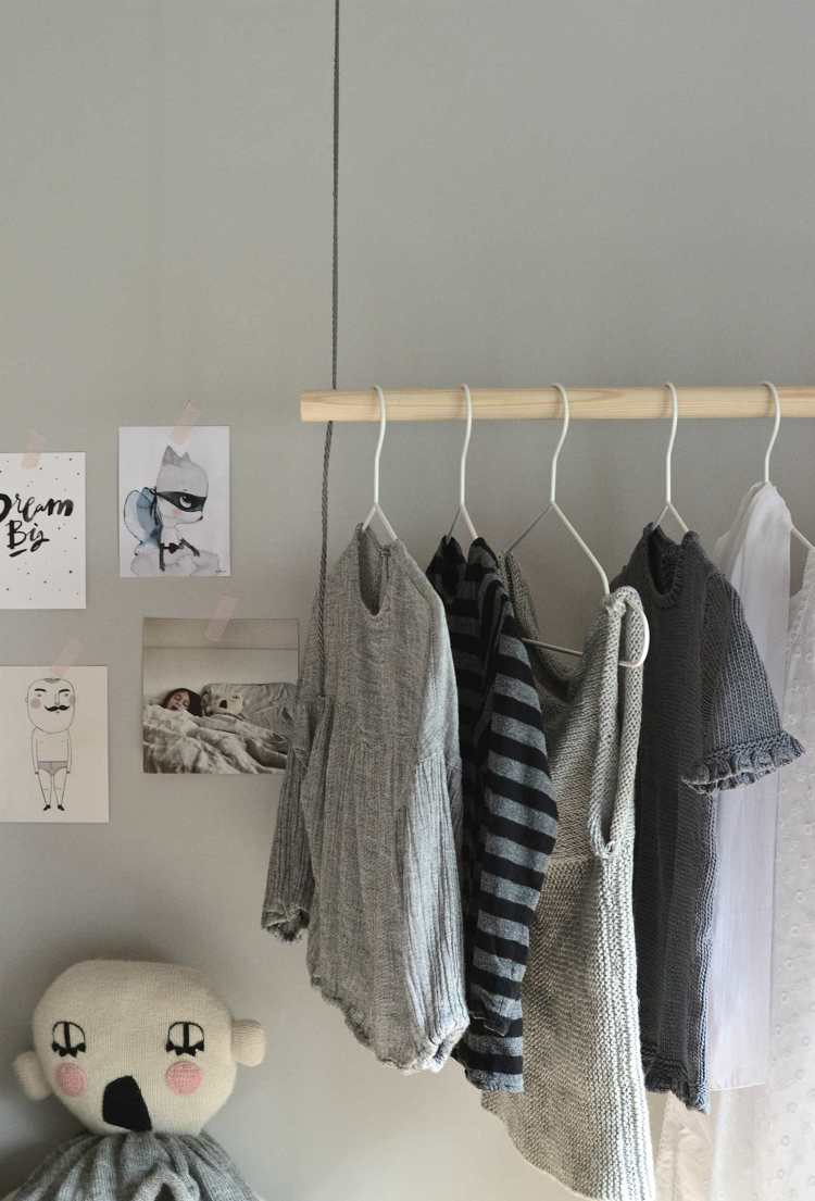space saving wardrobe ideas